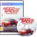 Need for Speed Payback PlayStation 4 en Tunisie