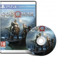 God of War 4 PS4 en Tunisie
