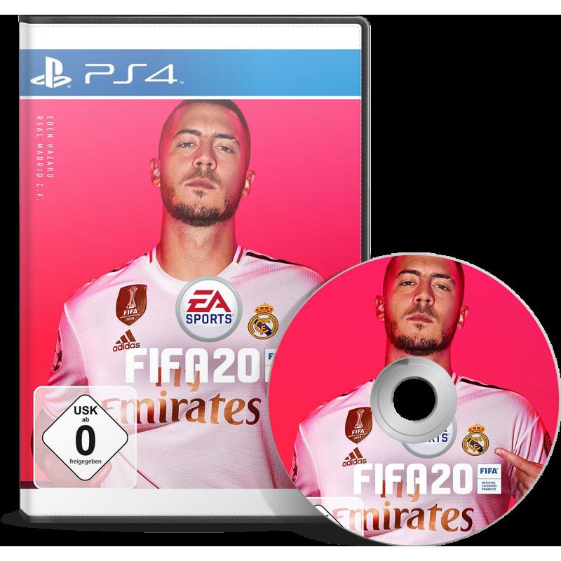 FIFA 20 Standard Edition PS4 حصري بالتعليق العربي en Tunisie