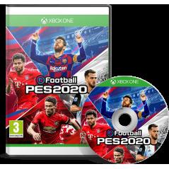 eFootball PES 2020 XBOX ONE حصري بالتعليق العربي en Tunisie