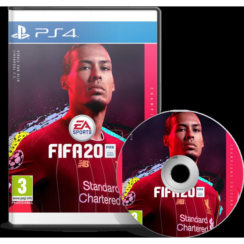 FIFA 20 Champions Edition PS4 حصري بالتعليق العربي en Tunisie