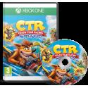 Crash Team Racing Nitro-Fueled Xbox One en Tunisie