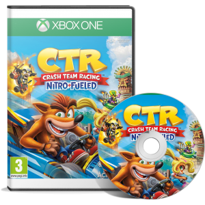 Crash Team Racing Nitro-Fueled Xbox One en Tunisie