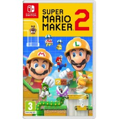 Super Mario Maker 2 en Tunisie