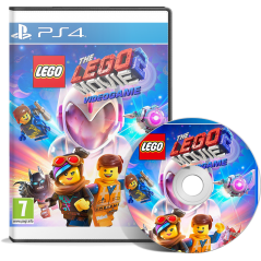 LEGO Movie 2 Videogame PS4 en Tunisie