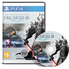 Final Fantasy XIV: Edition Complete PS4 en Tunisie