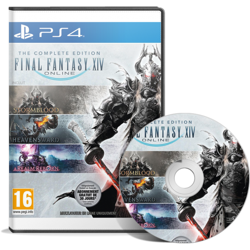 Final Fantasy XIV: Edition Complete PS4 en Tunisie
