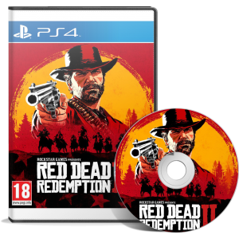 Red Dead Redemption 2 PlayStation 4 en Tunisie