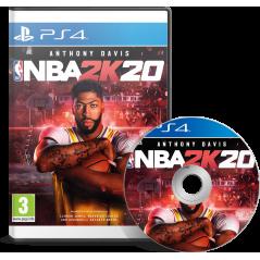 NBA 2K20 PS4 en Tunisie