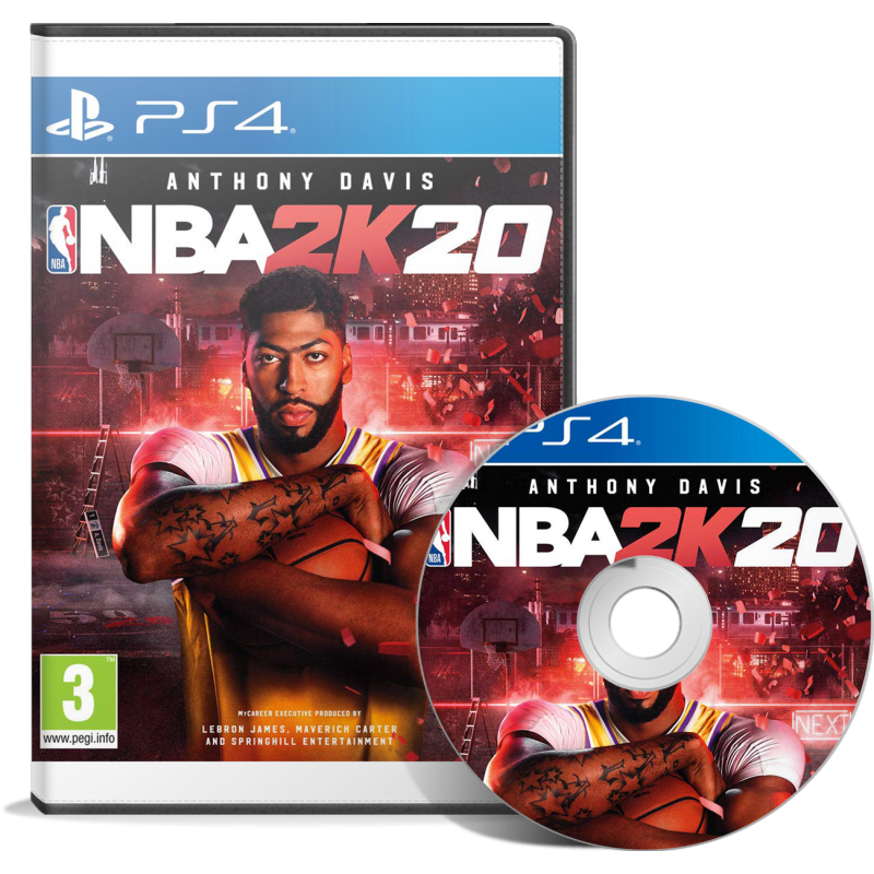 NBA 2K20 PS4 en Tunisie