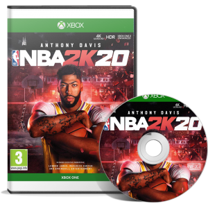 NBA 2K20 Xbox One en Tunisie