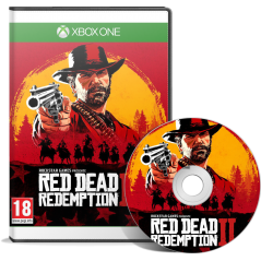 Red Dead Redemption 2 Xbox ONE en Tunisie