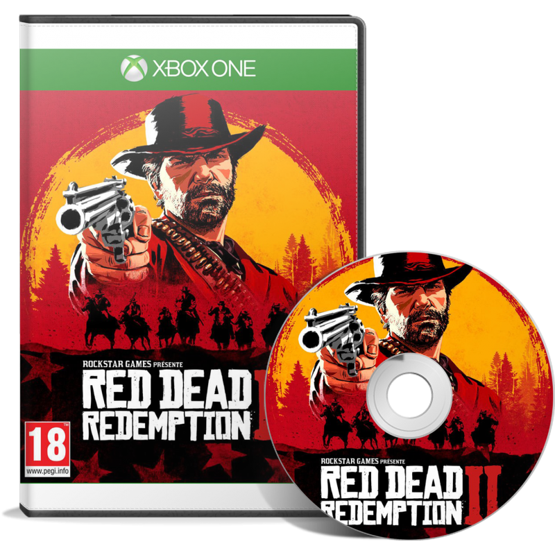 Red Dead Redemption 2 Xbox ONE - JEUX XBOX - gamezone