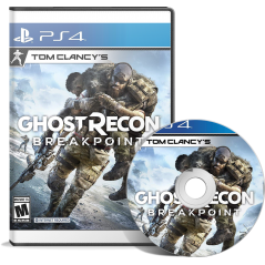 Tom Clancy's Ghost Recon Breakpoint - PlayStation 4 en Tunisie