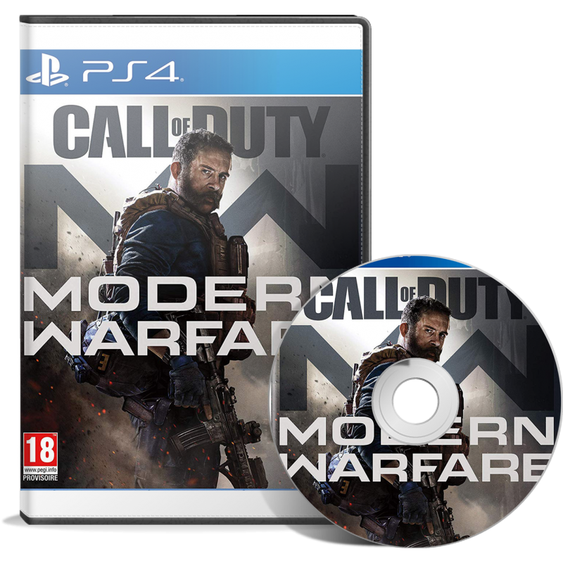 Call of Duty : Modern Warfare pour PS4 تدعم العربية - JEUX PS4 - gamezone