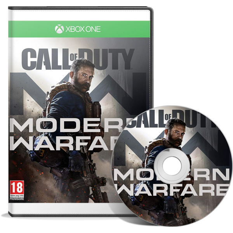 Call of Duty : Modern Warfare pour Xbox One en Tunisie