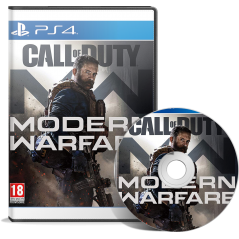 Call of Duty : Modern Warfare pour PS4 (Français) en Tunisie