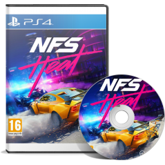 Need for Speed Heat PS4 en Tunisie