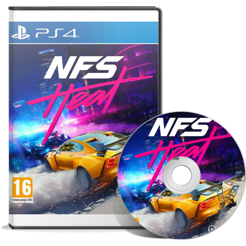 Need for Speed Heat PS4 - JEUX PS4 - gamezone