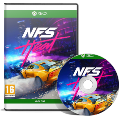 Need for Speed Heat XBOX en Tunisie