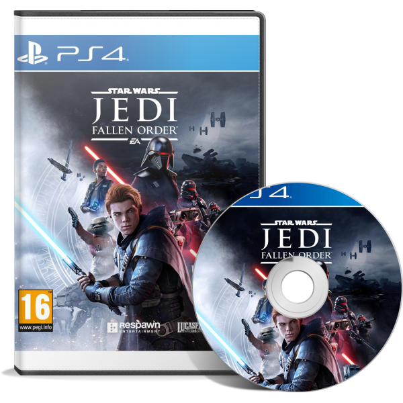 Star Wars Jedi : Fallen Order PS4 - JEUX PS4 - gamezone