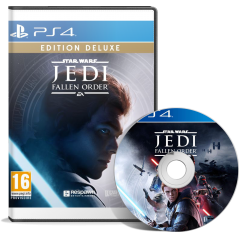 Star Wars Jedi Fallen Order Edition Deluxe PS4 en Tunisie