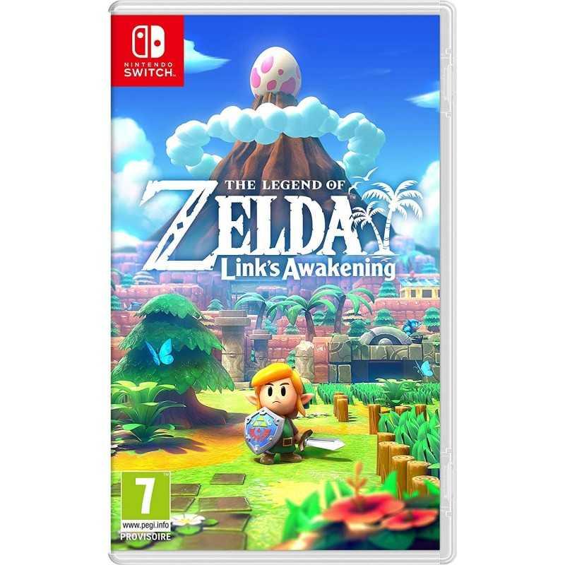 The Legend of Zelda: Link's Awakening - Jeux Switch - gamezone