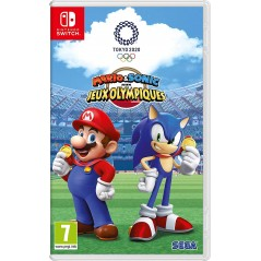 Mario & Sonic at the Olympic Games Tokyo 2020 en Tunisie