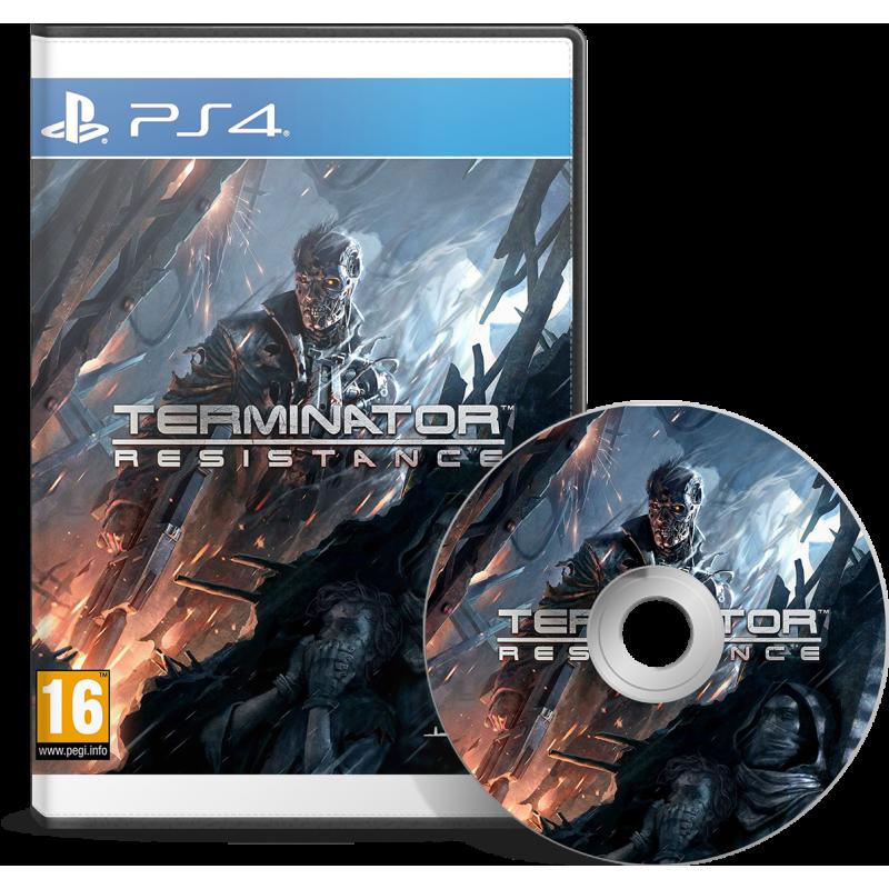 Terminator : Resistance PS4 - JEUX PS4 - gamezone