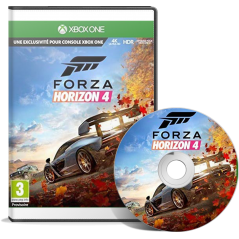 Forza Horizon 4 Xbox One en Tunisie