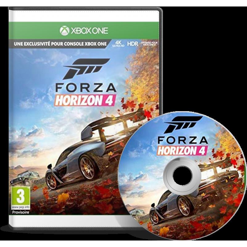 Forza Horizon 4 (Xbox Series X et Xbox One) - JEUX XBOX - gamezone