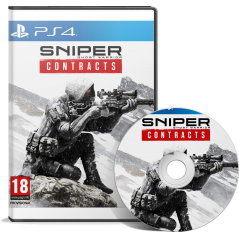 Sniper Ghost Warrior - Contracts PS4 en Tunisie