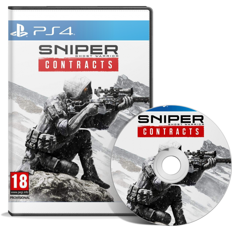 Sniper Ghost Warrior - Contracts PS4 - JEUX PS4 - gamezone
