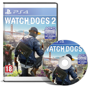 Watch Dogs 2 en Tunisie