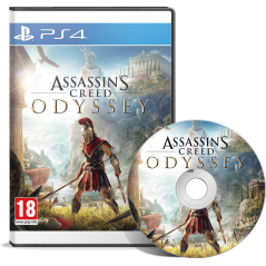 Assassin's Creed Odyssey PlayStation 4 en Tunisie