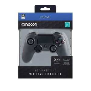 Manette Nacon Asymmetric Wireless Manette de Jeu PC,Playstation 4 Noir en Tunisie