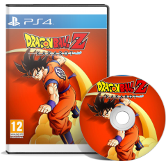 Dragon Ball Z: Kakarot (PS4) en Tunisie