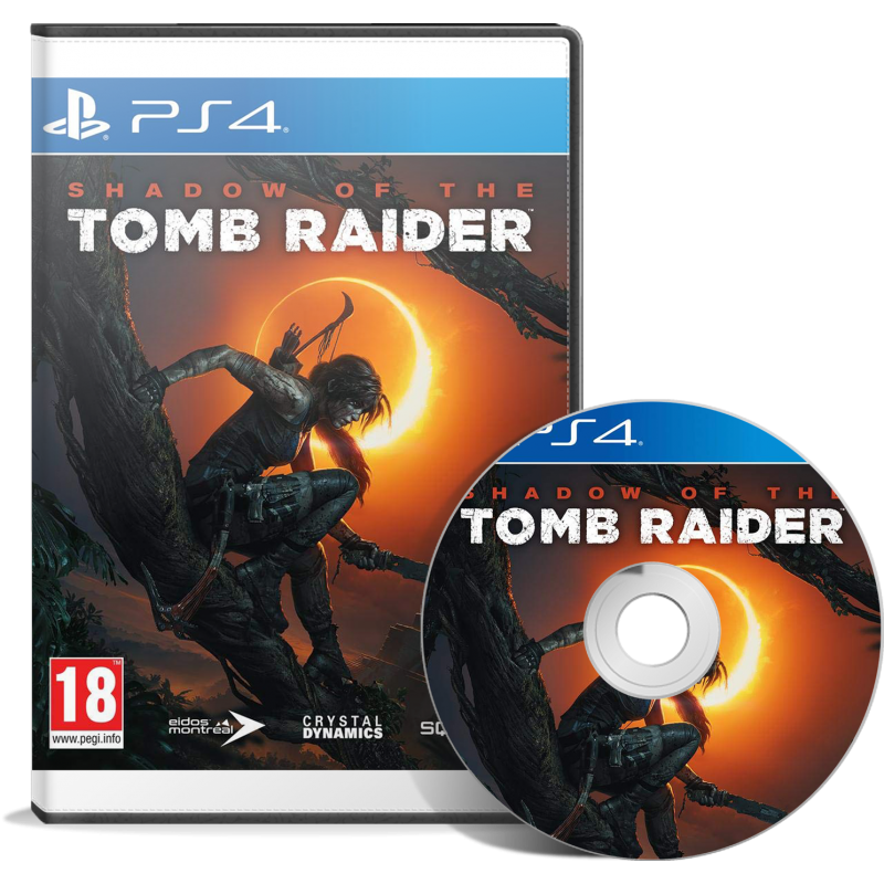 Shadow of the Tomb Raider - JEUX PS4 - gamezone