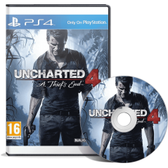 Uncharted 4 : A Thief's End en Tunisie