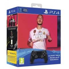 Dual Shock 4 V2 + FIFA 20 + FUT voucher + PS Plus 14 Jours - noir en Tunisie
