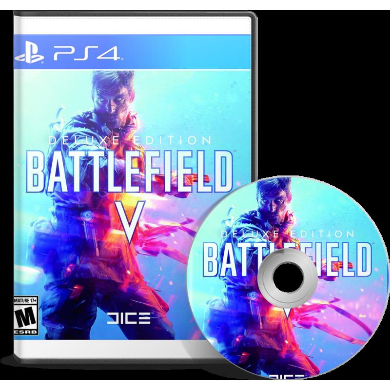 Battlefield V PS4 - JEUX PS4 - gamezone