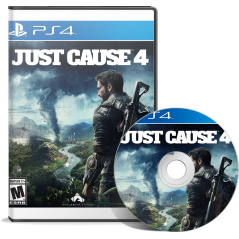 Just Cause 4 en Tunisie