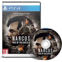Narcos Rise of the cartels PS4 en Tunisie