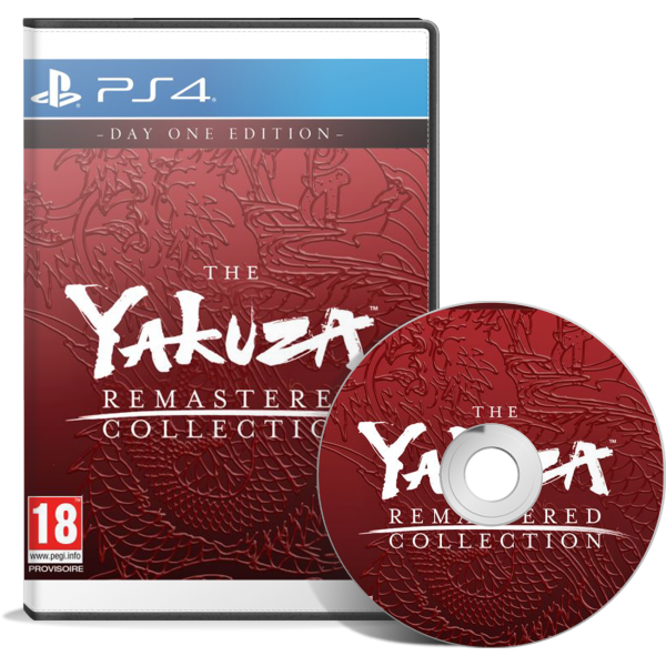 The Yakuza Remastered Collection PS4 en Tunisie