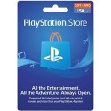 Carte Playstation Network 50$ (US) en Tunisie