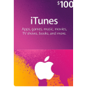 iTunes Gift Cards US 100$ Dollars en Tunisie