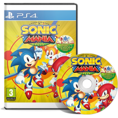 Sonic Mania Plus PS4 en Tunisie