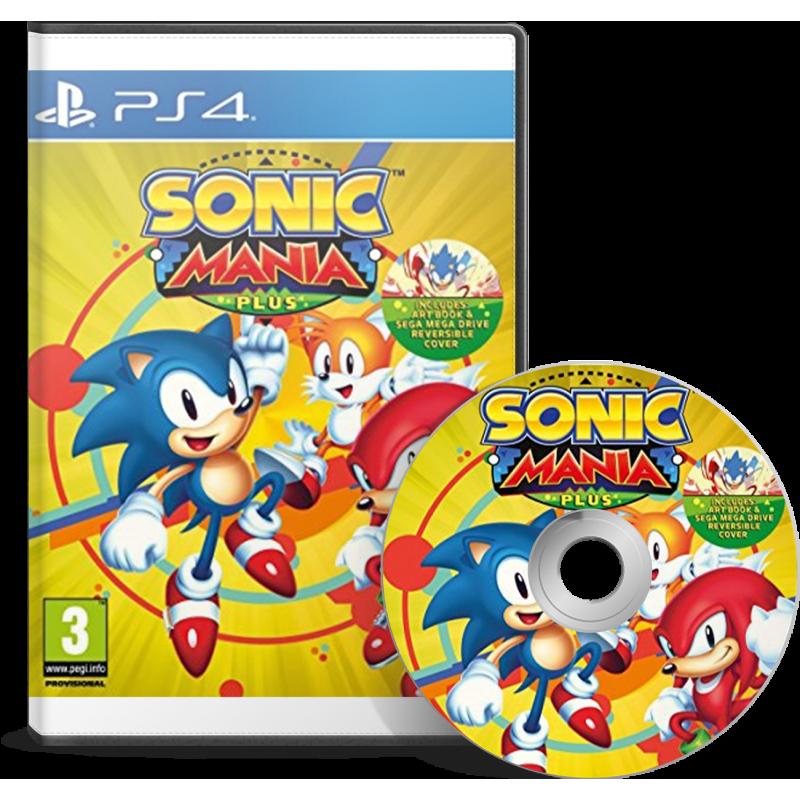 Sonic Mania Plus PS4 en Tunisie