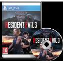Resident Evil 3 PS4 en Tunisie