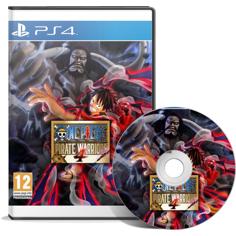One Piece : Pirate Warriors 4 PS4 en Tunisie